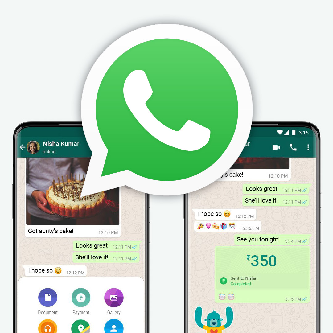 WhatsApp Pay ya permite enviar dinero en la India
